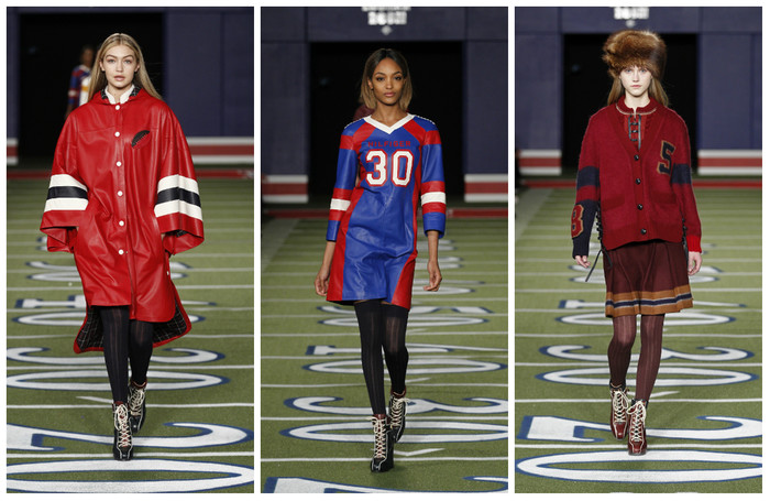 Tommy Hilfiger RTW autumn/winter 2015