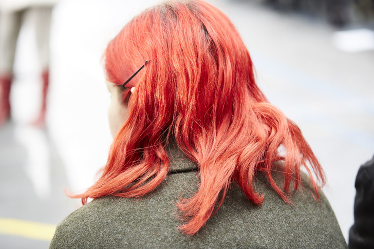 Paris Fashion Week: hair streetstyle