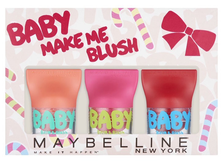 Maybelline Baby Lips - Baby Make Me Blush