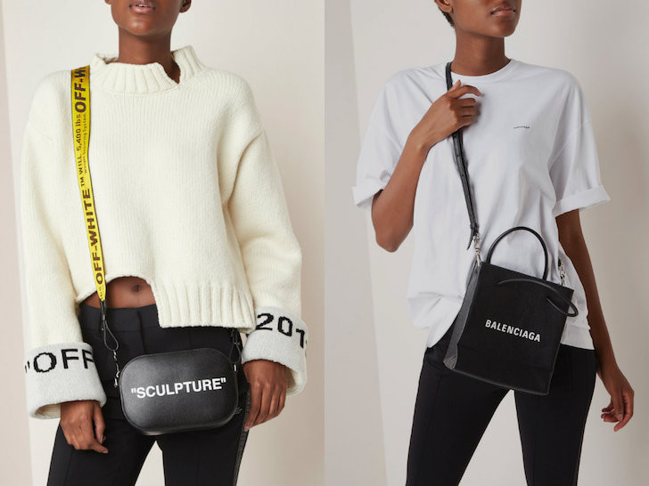 logo bags trend