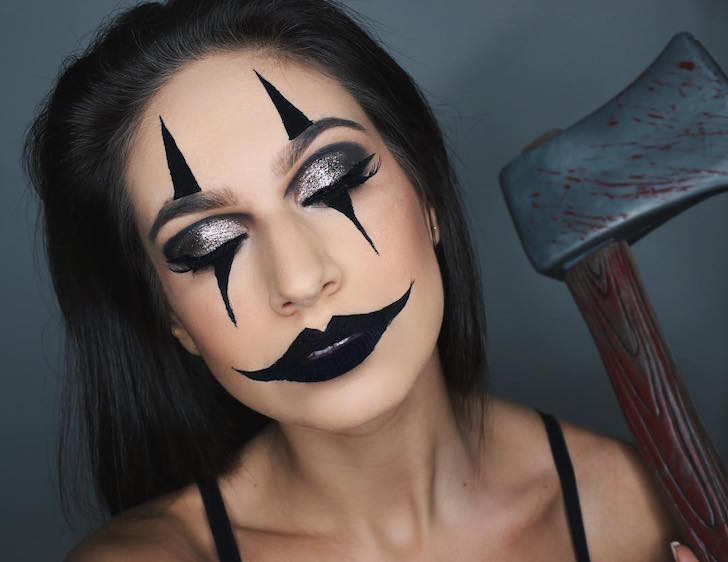 Doe mee aan de Halloween challenge en win een make-up t.w.v €100