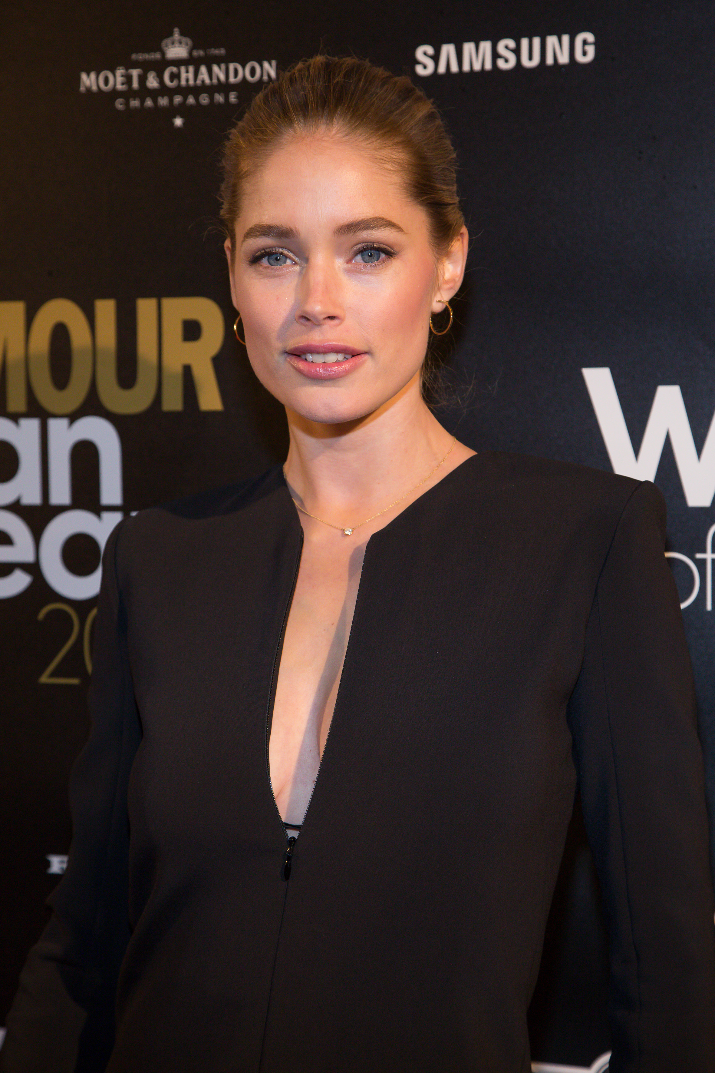 Doutzen wint Glamour's Woman of the Year award