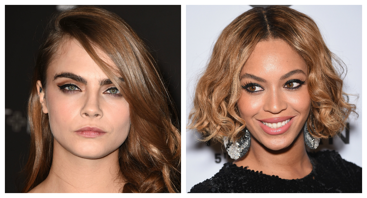 Beauty trend: bold brows