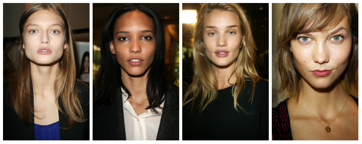 Make-up trend: Natural beauty