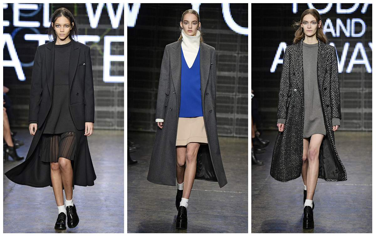 DKNY RTW autumn/winter 2015