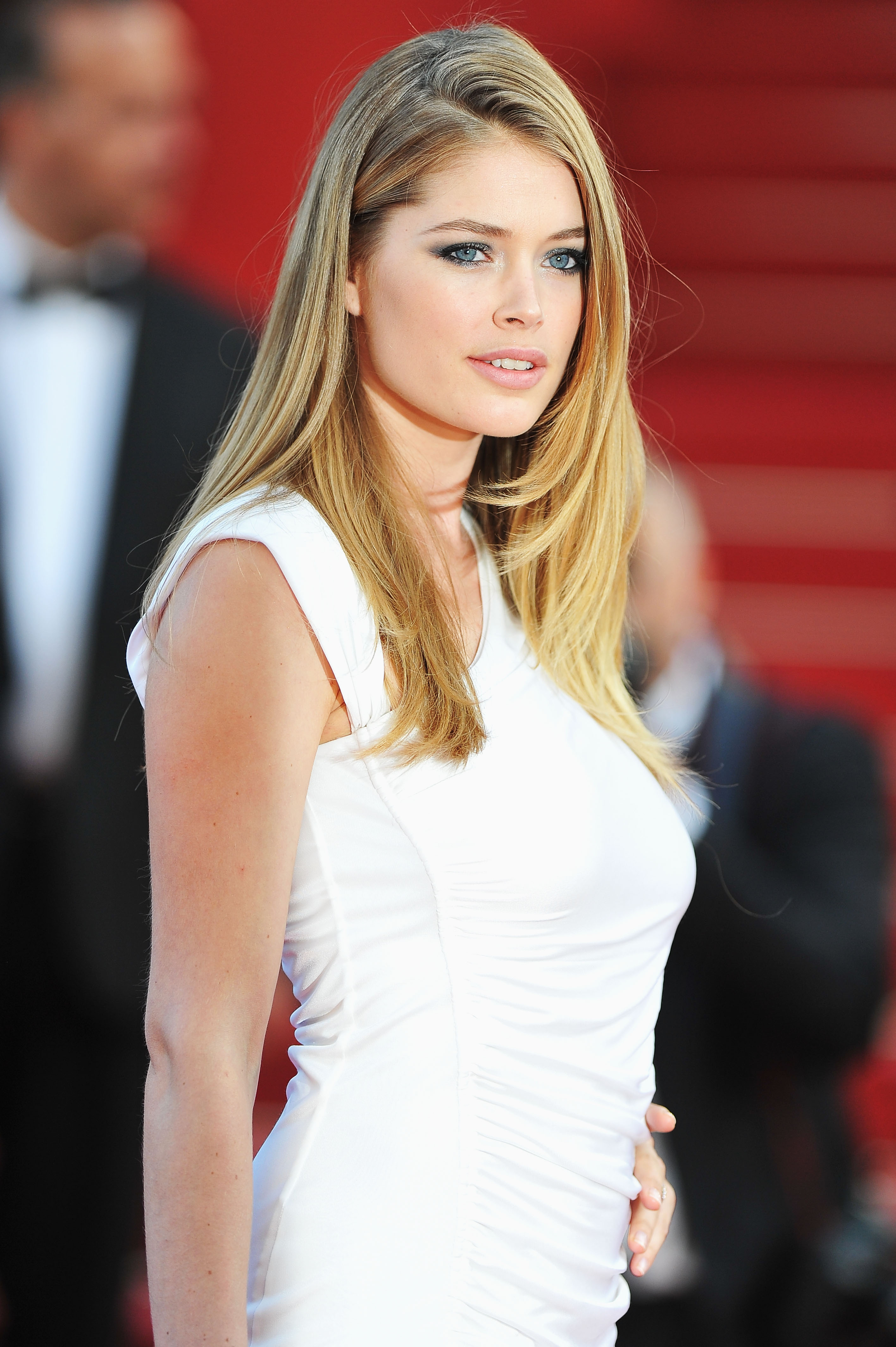 Doutzen in Cannes