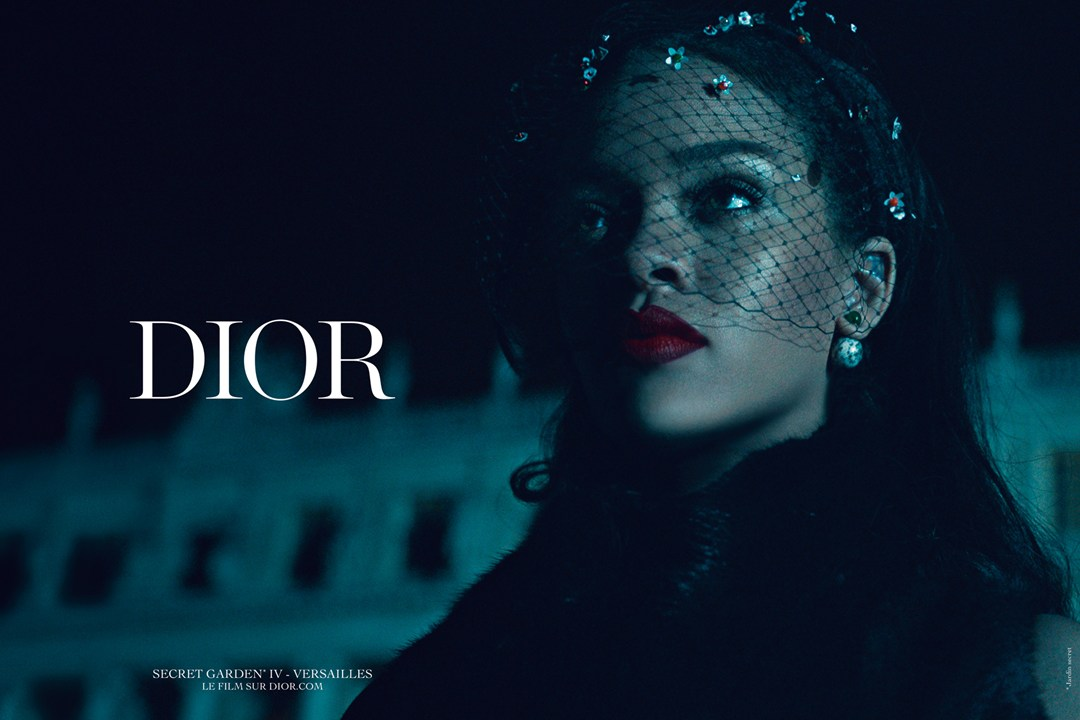 Full version: Rihanna in Dior film