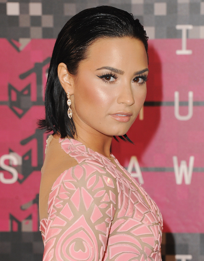 Beauty looks @ MTV Video Music Awards