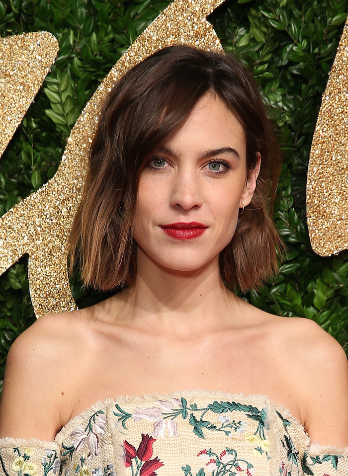British Fashion Awards: de mooiste make-uplooks