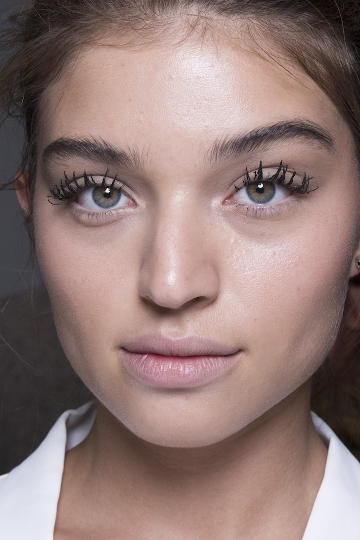 #NYFW beauty looks: Day 2