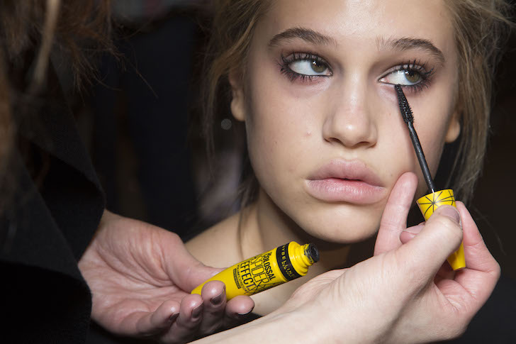 #NYFW beauty looks: Day 3