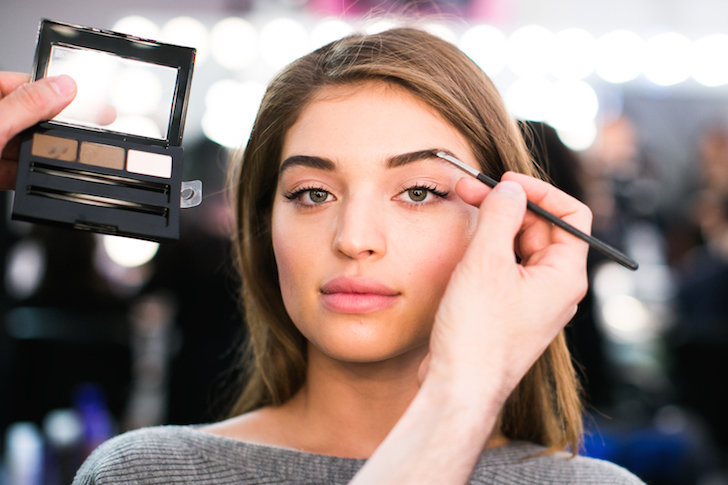 #NYFW beauty looks: Day 4