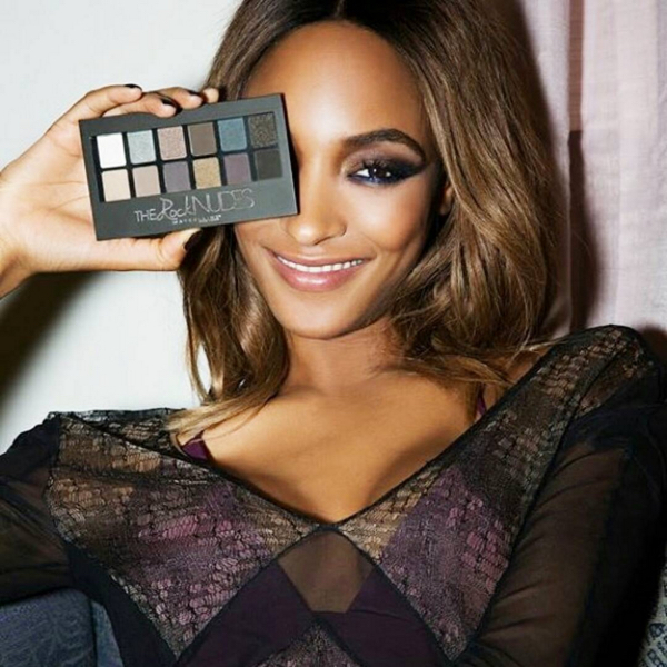 Dit zijn de beauty favourites van model Jourdan Dunn