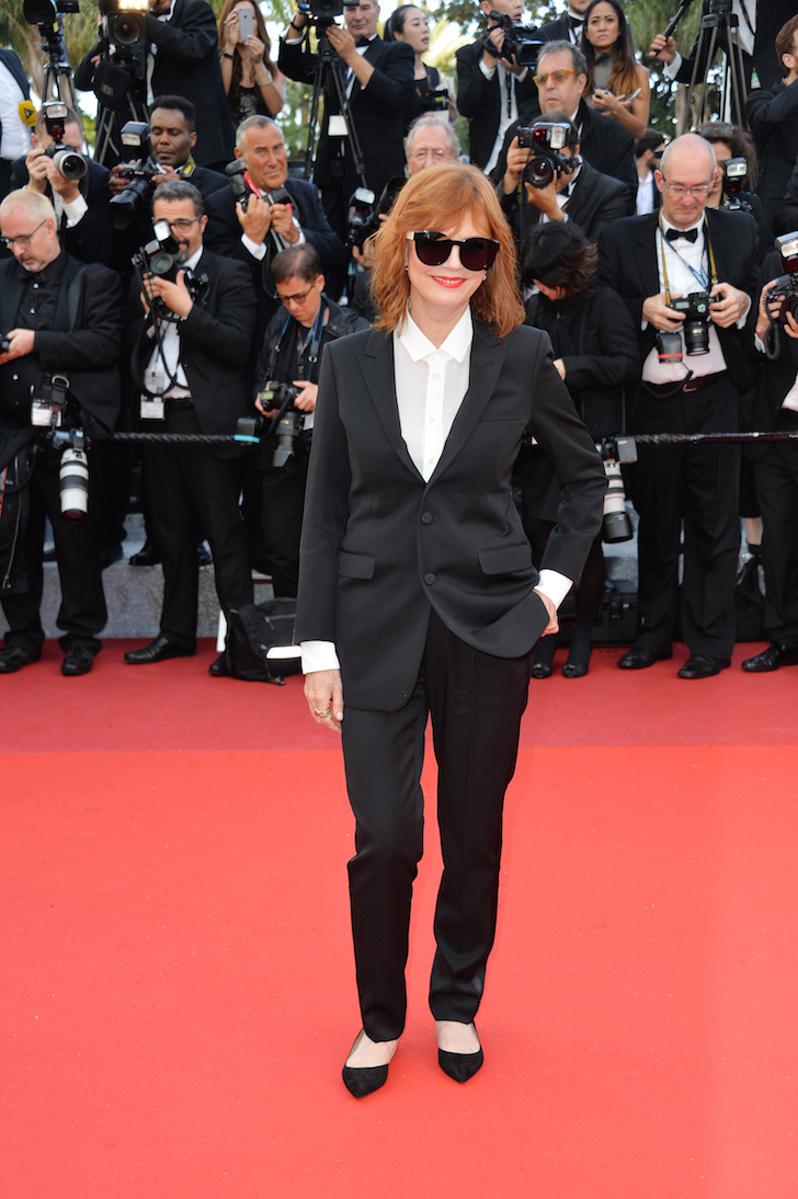 De eerste rode loper looks in Cannes