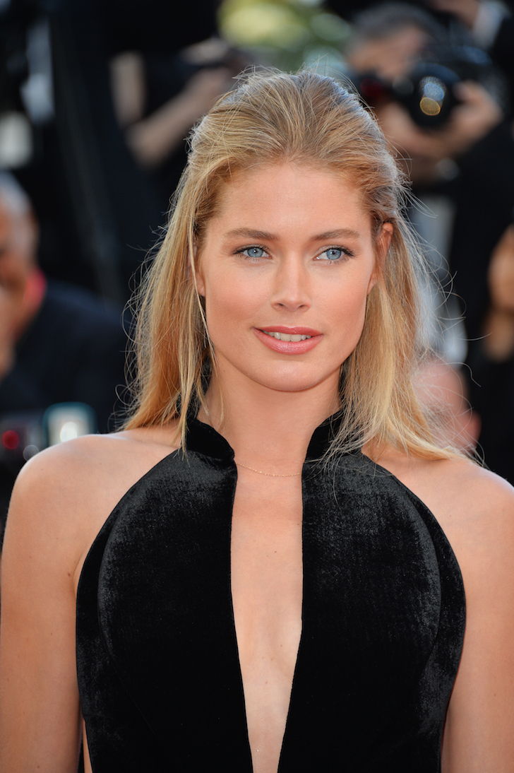 Shop de look van Doutzen Kroes hier