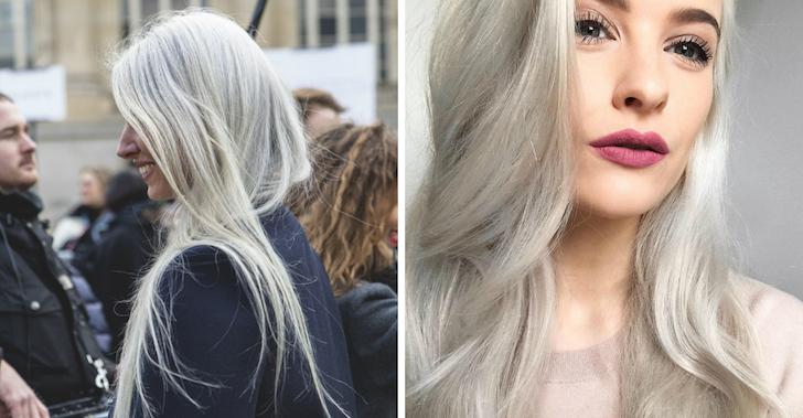 Blonde Bombshell De Magie Van Blond Haar Trendalert