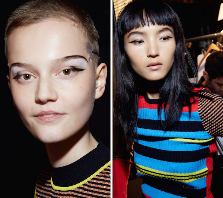 Best Beauty looks @ New York Fashion Week S/S '17