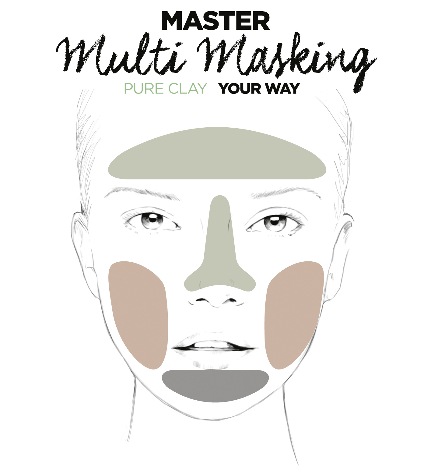 Multimasking: dé beauty trend van het moment!