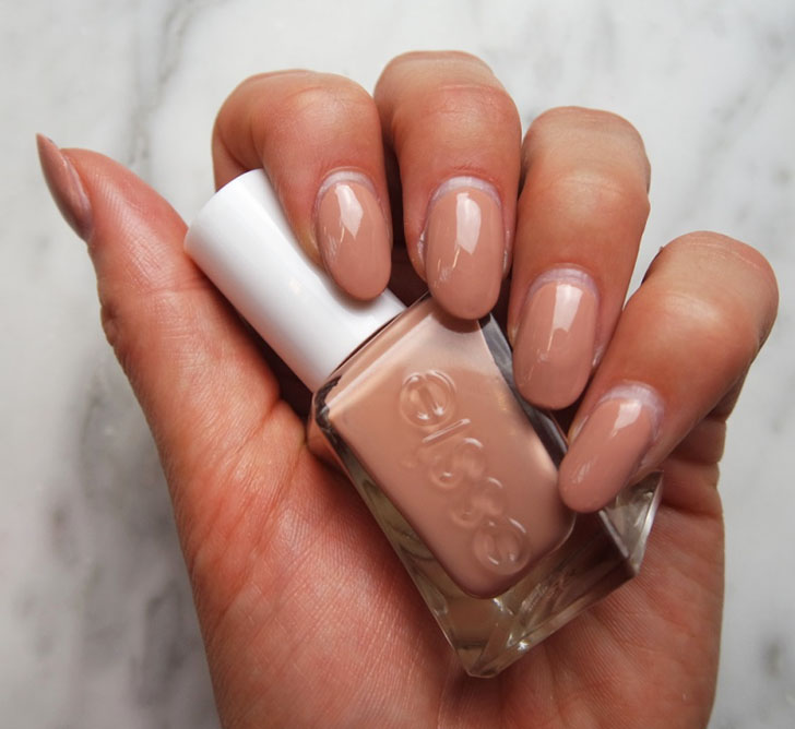 essie at the barre