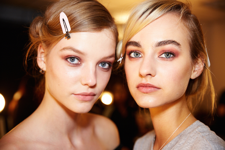 brock make-up trends voorjaar 2018