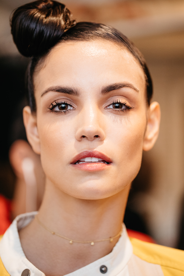 cushnie et ochs make-up spring 2018